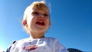 Bea, e il cielo meravigliosamente blu di Finale