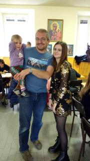 Enrico, Bea e Ilaria