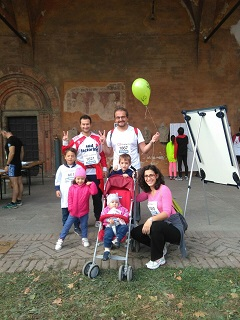 Sacchibelli with Giuseppe, Carmen, Lorenzo e Giulia