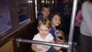 Sul tram elettrico
