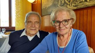 Nonna Carla e nonno Beppe