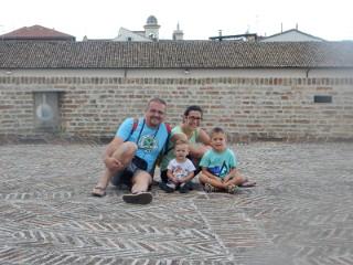 I sacchibelli sulla Rocca Roverasca